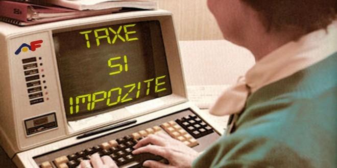 taxe impozite