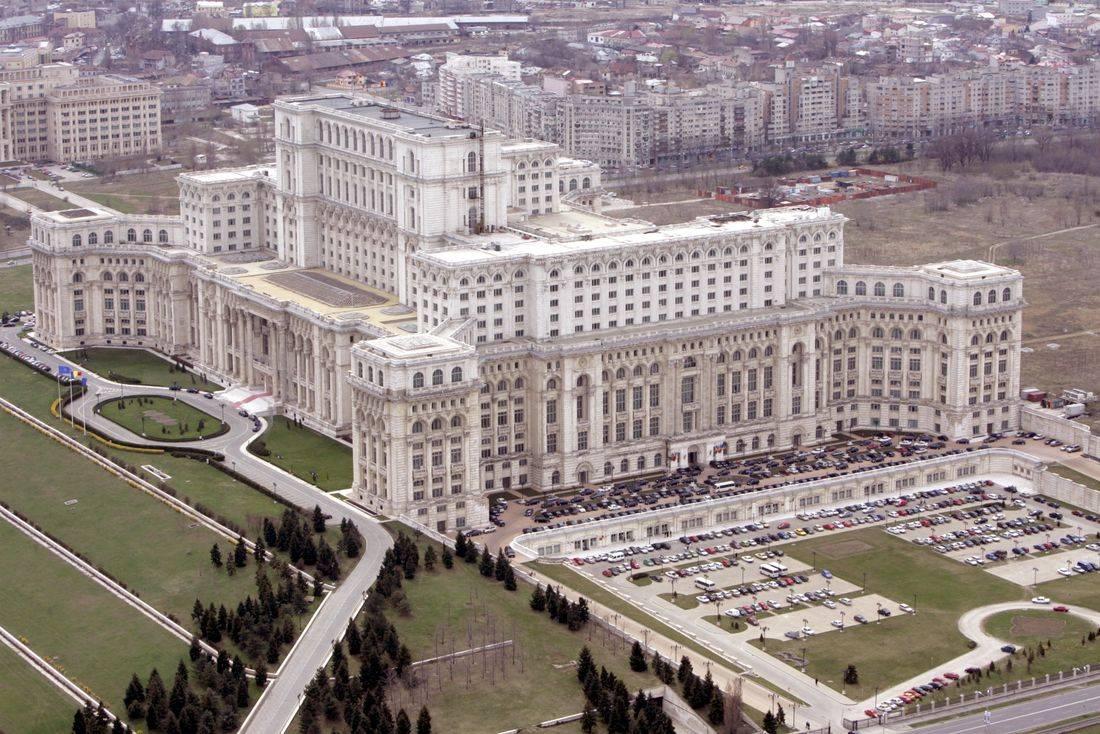 casa poporului palatul parlamentului