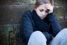 depresie fete