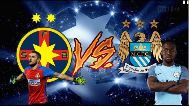 Manchester City Steaua