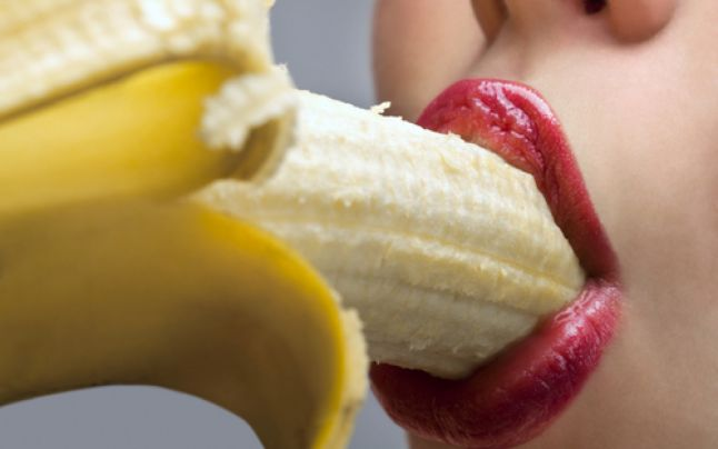 sex oral banana